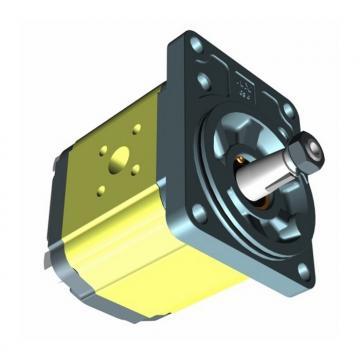 GALTECH Idraulico Pompa ad Ingranaggi, GRUPPO 1, BSP porte, 1 1:8 Cono, 4 BULLONE FLANGIA