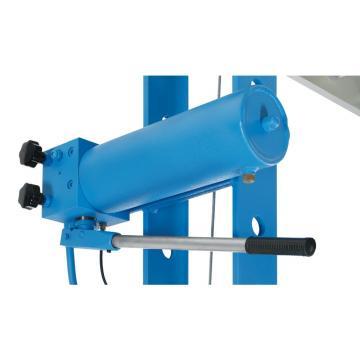 HyPro Marine Tratteggio Motore Pompa idraulica con costruito in VALVOLE di sfiato della pressione