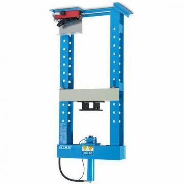 Pressa idraulica con pompa manuale e cilindro mobile Metalfkaft WPP 15