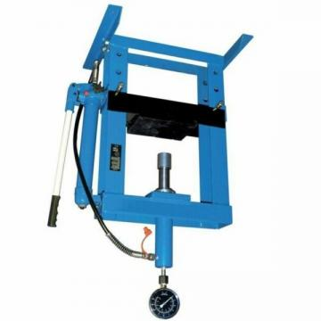 Sunex or Ameriquip Style 50 ton Hydraulic Press Pump with Mounting Brackets