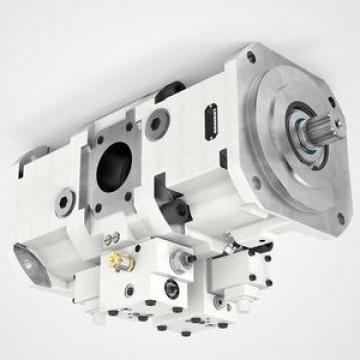 LEESON Hydraulikaggregat Hydraulikpumpe - 200 bar 1,5Kw